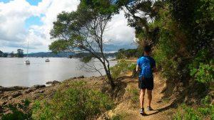 Full Circle Walkway, hiking bay of islands