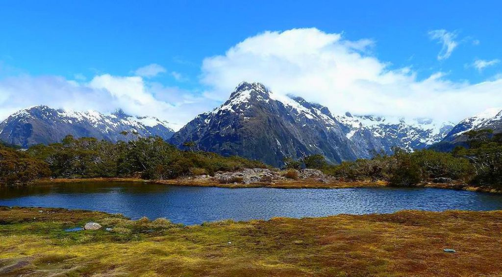 Key Summit Walk, Fiordland National Park