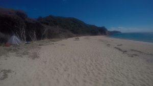 Abel Tasman Walk, Separation Point Walk.